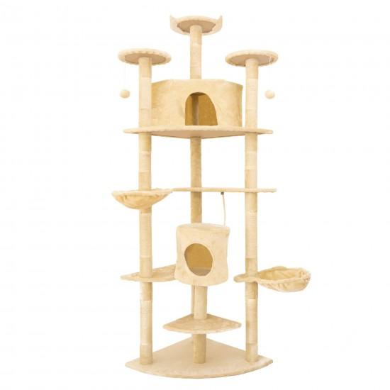 Mačje drevo COOLCAT - Bež