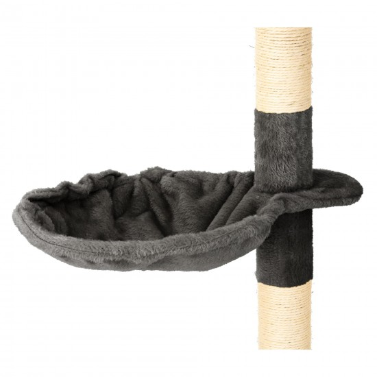 Mačje drevo COOLCAT - Temno Sivo