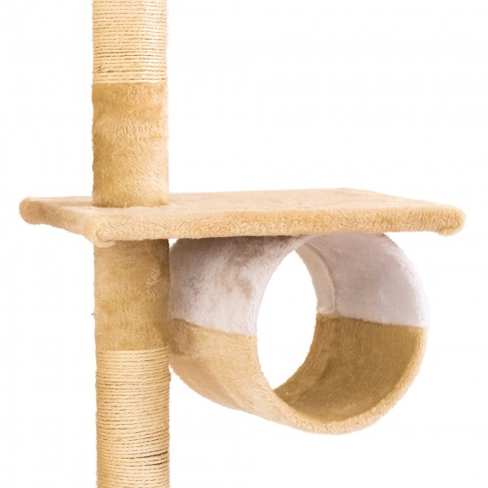 Mačje drevo SKYCAT - Bel/bež
