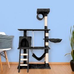 Mačje drevo EASYCAT - črno