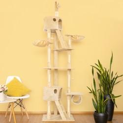 Mačje drevo SKYCAT - Bež