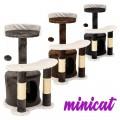 Mačja drevesa Minicat