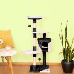 Mačje drevo StreetCat - Črno Belo