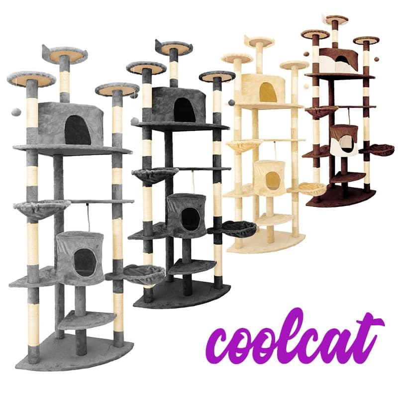 mačje drevo Coolcat