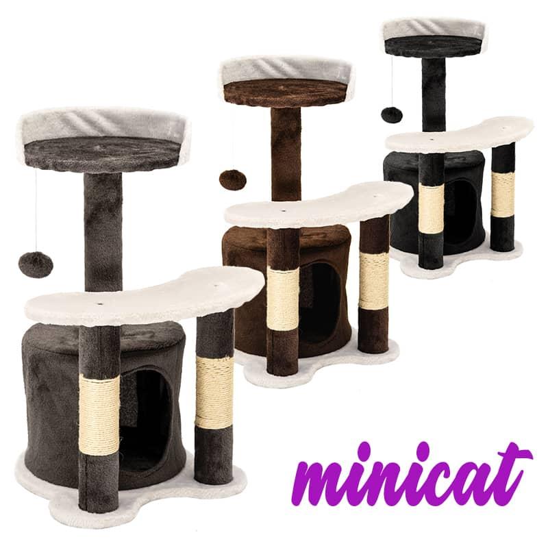 mačje drevo Minicat